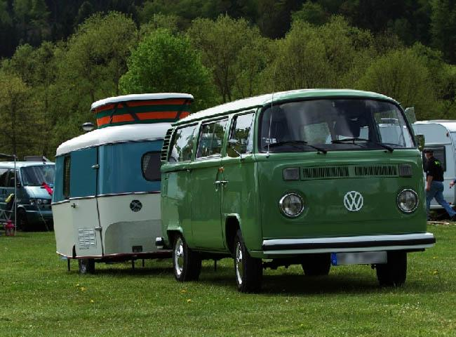 Bulli Days 2016 am Edersee