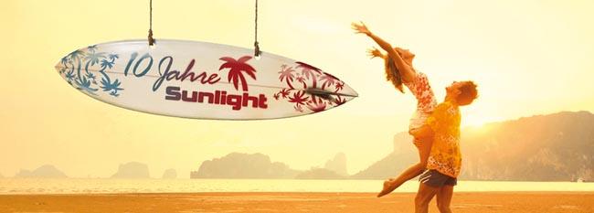 10 Jahre Sunlight Reisemobile und Caravans