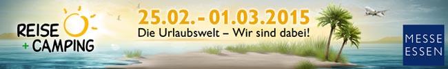 Messen Reise+Camping / Fahrrad in Essen